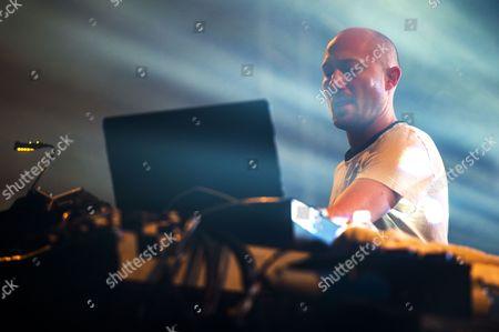 DJ Paul Kalkbrenner