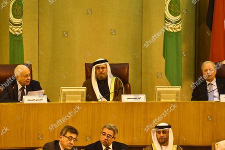 Secretary-General of the Arab League, Nabil Elaraby