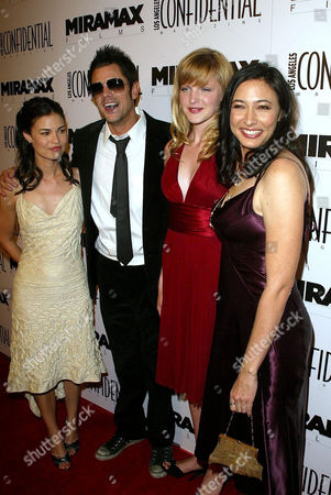 Sophie Traub, Johnny Knoxville, Producer Danielle Renfrew, Writer / Director Katrina Bronson