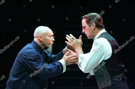 'The Dragons' Trilogy at the Barbican Theatre - Eric Leblanc, Tony Guilfoyle