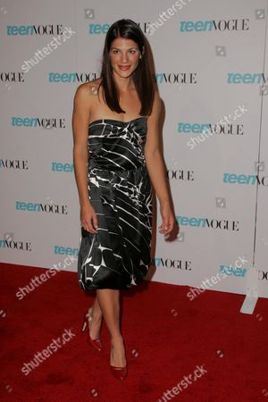 Editorial image of TEEN VOGUE PARTY TO CELEBRATE THE YOUNG HOLLYWOOD ISSUE, ROOSEVELT HOTEL, HOLLYWOOD, CALIFORNIA, AMERICA - 20 SEP 2005