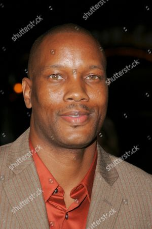 Stock Image of Dwayne Adway
