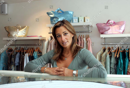 MELISSA DEL BONO OF MELIO MELO, WHO DESIGNED A BAG WHICH WAS SPOTTED BY AN EDITOR AT VOGUE AND IS NOW SOLD ALL OVER THE WORLD.