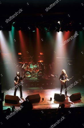 Motorhead - Lemmy, Phil 'The Animal' Taylor and 'Fast' Eddie Clarke