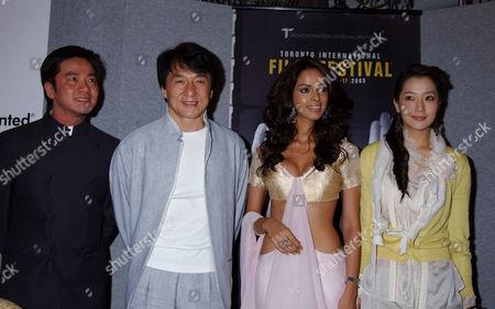 Editorial image of THE TORONTO FILM FESTIVAL, TORONTO, CANADA - 15 SEP 2005
