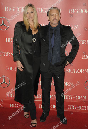 Tommy Flanagan and wife Dina Livingston