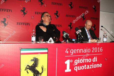 Sergio Marchionne, Raffaele Jerusalmi