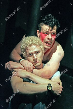 'Hair' at the Gate Theatre - Charles Aitken and Kevin Wathen