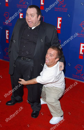 Preston Lacy and Pee Wee Man from Jackass