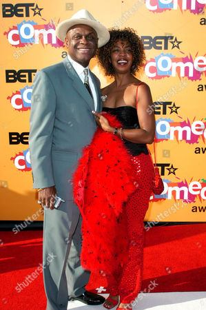 Michael Colyar and wife
