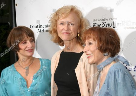 Patti LuPone, Jill Larson, Patricia Elliott