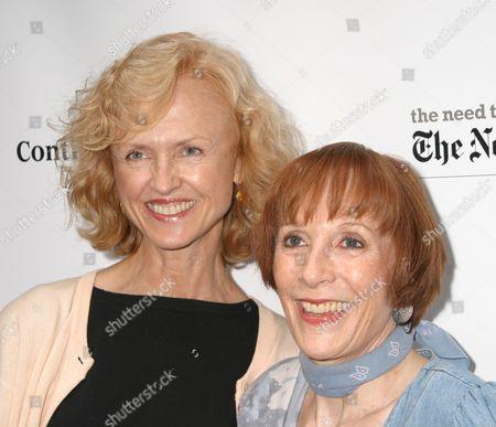 Jill Larson, Patricia Elliott