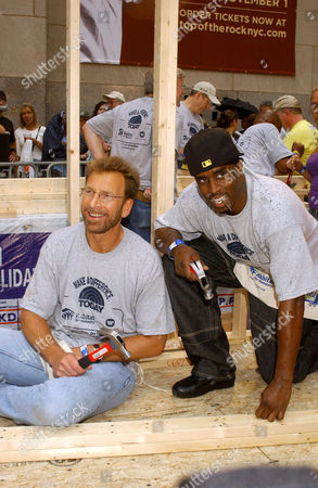 Edgar Bronfman Jr. and Sean 'Diddy' Combs