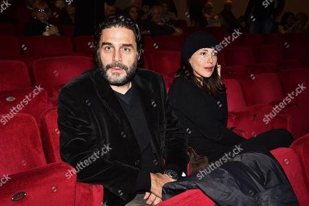 Daniele Pecci and Anita Caprioli