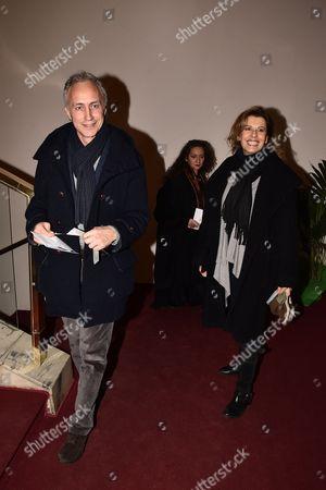 Marco Travaglio, Daniela Poggi