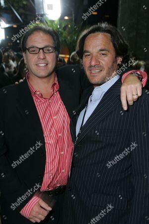 Jeffrey Godsick and Tony Sella
