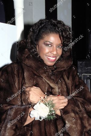 Natalie Cole in New York, date unknown