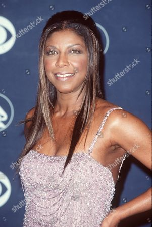 Natalie Cole at the Grammy Awards