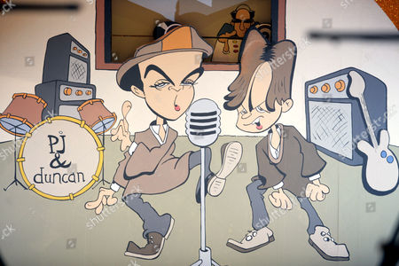 Stock Image of 'Ant and Dec's Gameshow Marathon - The Golden Shot'