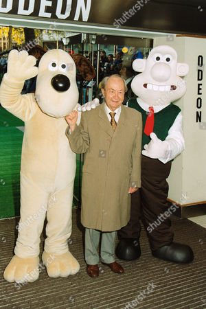 Gromit, Peter Sallis and Wallace