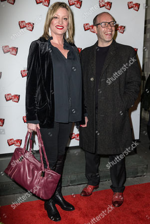 Laurie Brett and guest