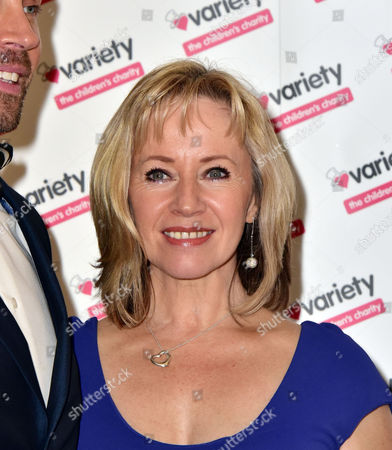 Editorial image of Variety's Torvill and Dean Tribute Lunch, London, Britain - 07 Jan 2016