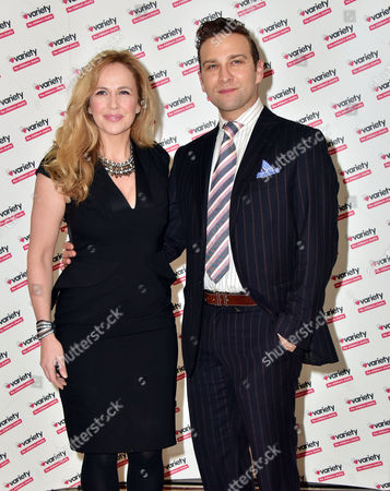 Editorial picture of Variety's Torvill and Dean Tribute Lunch, London, Britain - 07 Jan 2016