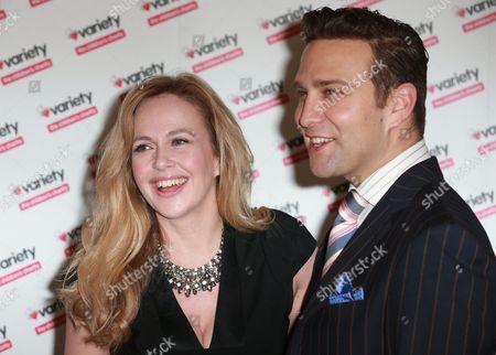 Stock Picture of Debbie Flett, Stefan Booth