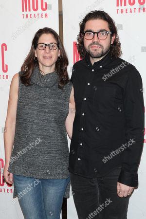 Anne Kauffman and Noah Haidle