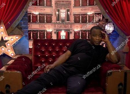 Winston McKenzie in the diary room