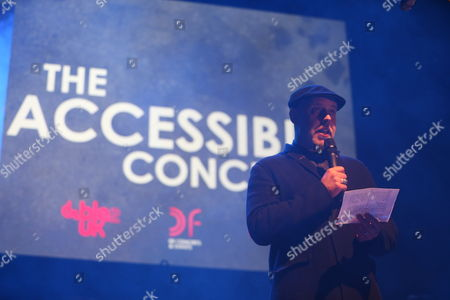 Stock Image of Geoff Ellis - Chief Executive of DF Concerts and organiser and co-founder of T in the Park music festival