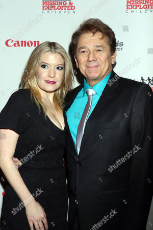 Stock Photo of Lyssa Lynne and Adrian Zmed