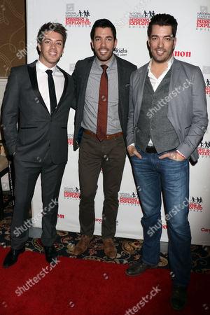 J.D. Scott, Drew Scott, Jonathan Scott