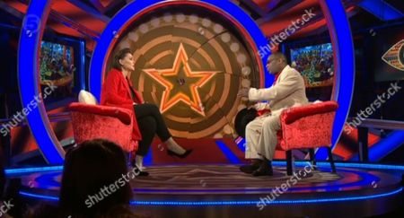 Winston McKenzie is interviewed following his eviction