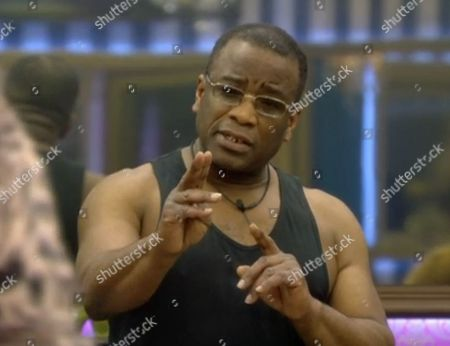 Stock Picture of Winston McKenzie explains his views on gay adoption