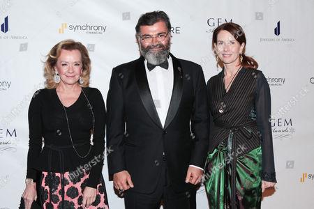 Editorial image of 14th Annual Gem Awards, New York, America - 08 Jan 2016