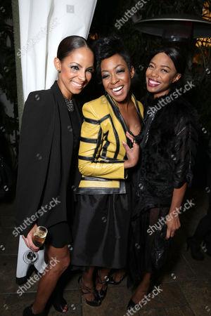 Editorial photo of Starz Pre-Golden Globe Celebration, Los Angeles, America - 08 Jan 2016