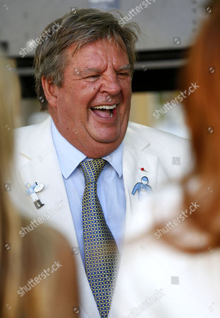 Johann Rupert Chairman of The Richemont Group Kenilworth Cape Town