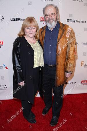 Lesley Nicol and David Keith Heald