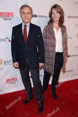 Editorial photo of BAFTA Tea Party, Four Seasons Hotel, Los Angeles, America - 09 Jan 2016