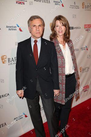 Editorial picture of BAFTA Tea Party, Four Seasons Hotel, Los Angeles, America - 09 Jan 2016