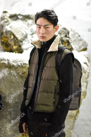 Stock Picture of Kim Sang Woo