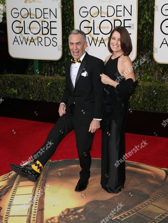 Editorial image of 73rd Annual Golden Globe Awards, Arrivals, Los Angeles, America - 10 Jan 2016