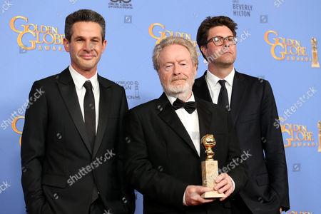 Simon Kinberg, Ridley Scott and Michael Schaefer