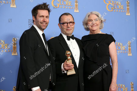 Stock Image of Mark Pybus, Colin Callender and Rebecca Eaton