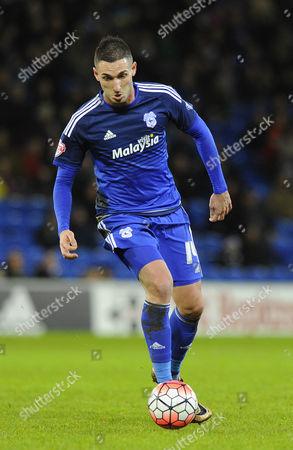 Federico Macheda of Cardiff City