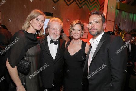Emma Watts, Ridley Scott, Elizabeth Gabler, Lachlan Murdoch