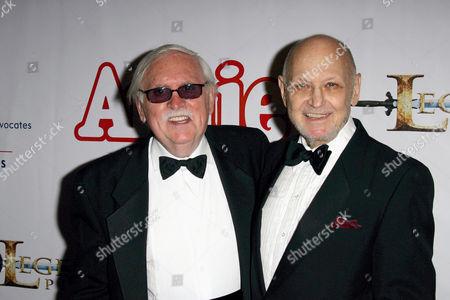 Thomas Meehan and Martin Charnin