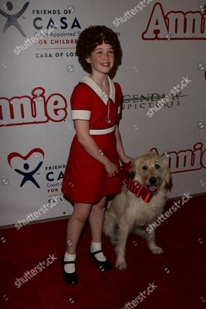 Editorial picture of 'ANNIE' MUSICAL OPENING NIGHT, PANTAGES THEATER, HOLLYWOOD, AMERICA - 04 OCT 2005