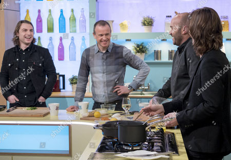 We Are The Ocean - Liam Cromby, Alfie Scully with Tim Lovejoy and Simon Rimmer
